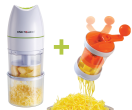 Power Grater & EZ Cheese Grindster Комплект